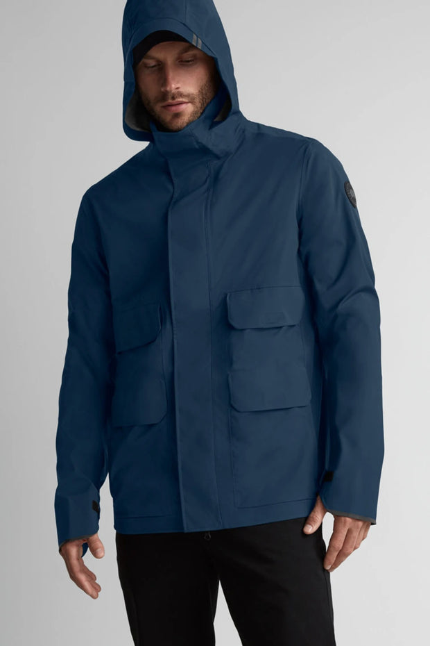 Mens Meaford Jacket Black Label