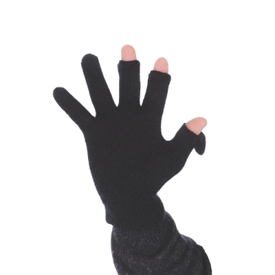 Possum Merino Touch Tip Gloves - Native World | Te Huia New Zealand