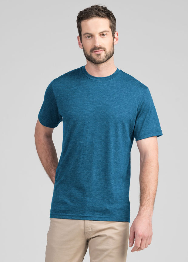 Mens Mountainsilk Colony Tee - Untouched World | Te Huia New Zealand