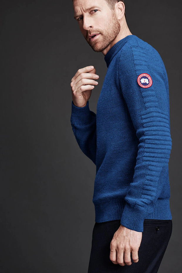 Mens Paterson Sweater Classic Disc
