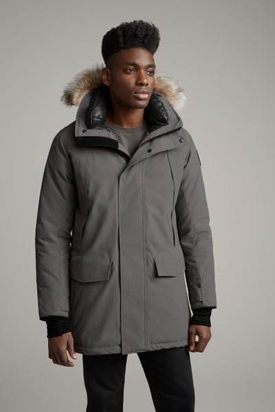 Mens Sherridon Parka Black Label