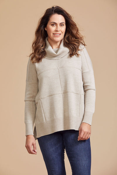 Womens Cable Sweater