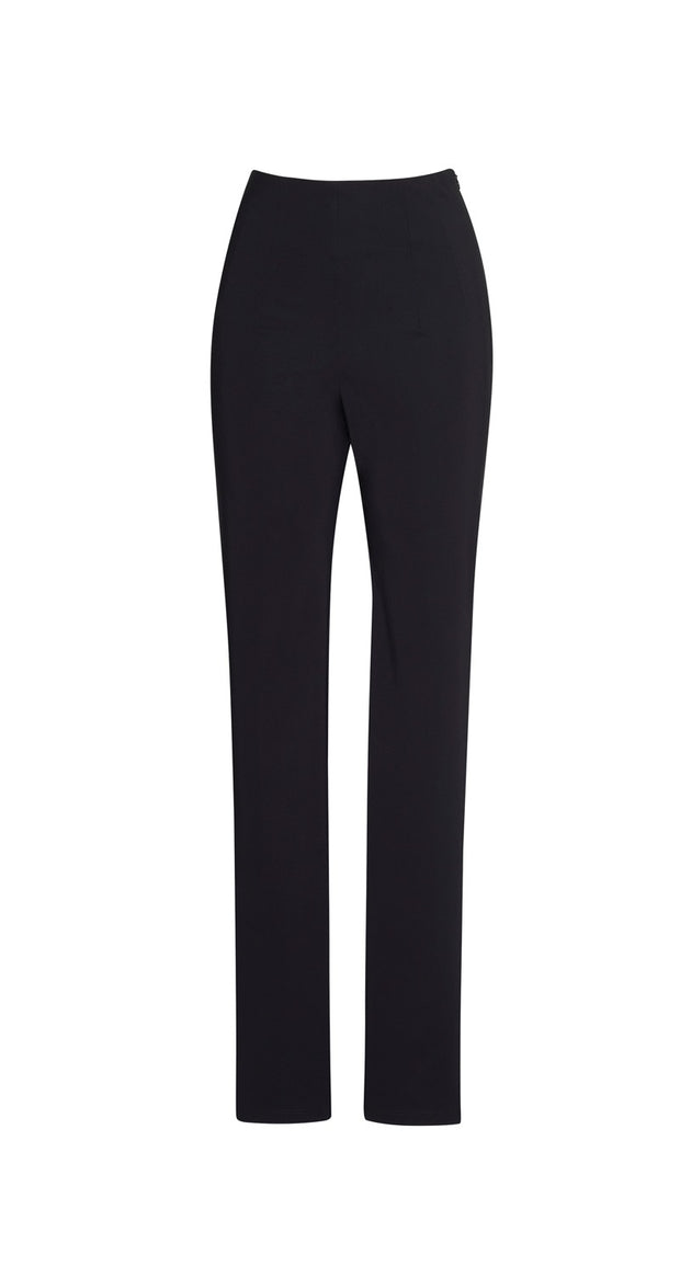 Womens Waisted Cigarette Pant