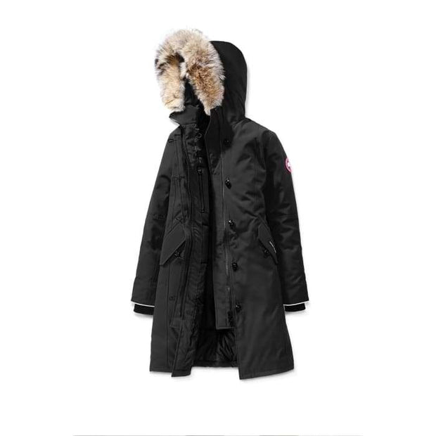 Girls Brittania Parka-Canada Goose-Te Huia New Zealand