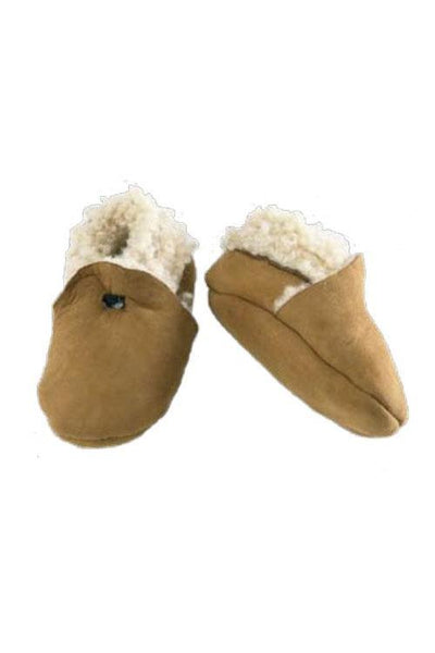 Kids Lambskin Bootie-Eve Wallace-Te Huia New Zealand