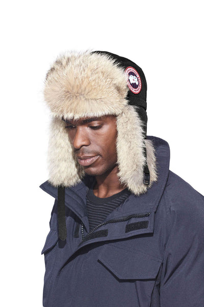 Mens Aviator Hat-Canada Goose-Te Huia New Zealand