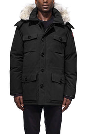 Mens Banff Parka-Canada Goose-Te Huia New Zealand