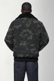 Canada Goose-Mens Bromley Bomber Black Label - buy online with www.tehuianz.com