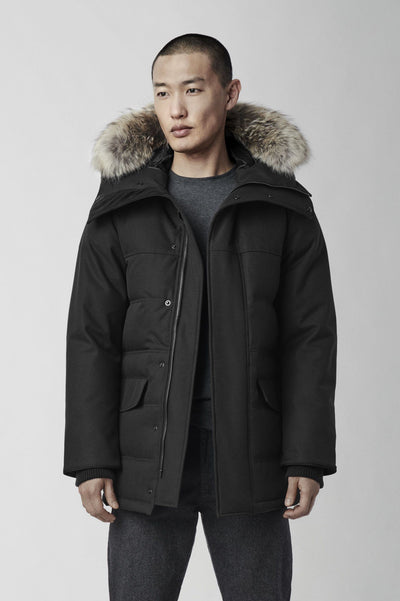 Mens Clarence Coat-Canada Goose-Te Huia New Zealand