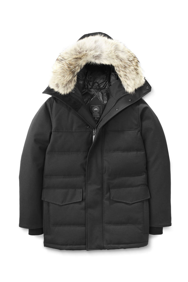 Canada Goose-Mens Clarence Coat - buy online with www.tehuianz.com