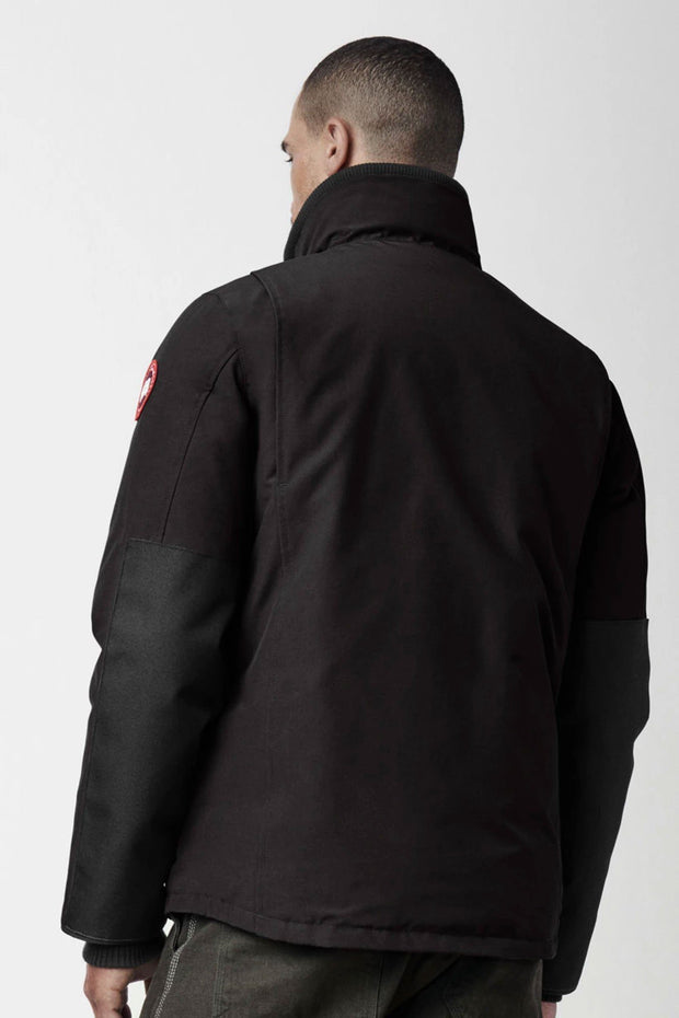 Mens Forester Jacket-Canada Goose-Te Huia New Zealand