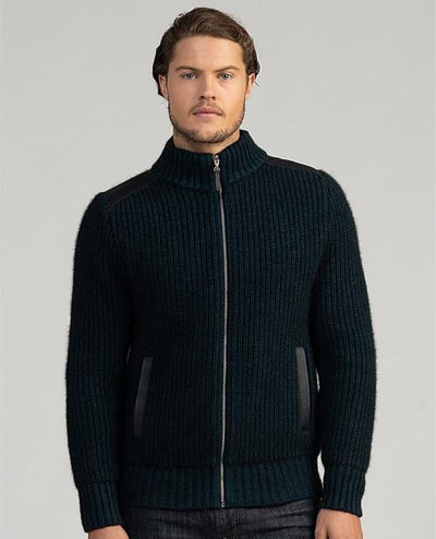 Mens Forrester Jacket-Merinomink-Te Huia New Zealand