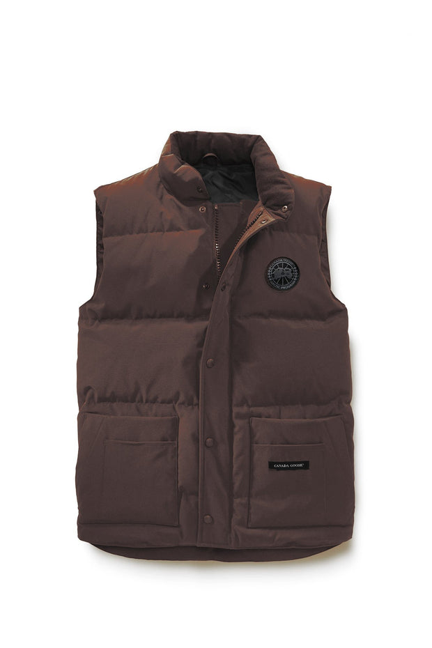 Canada Goose-Mens Freestyle Crew Vest Black Label - buy online with www.tehuianz.com