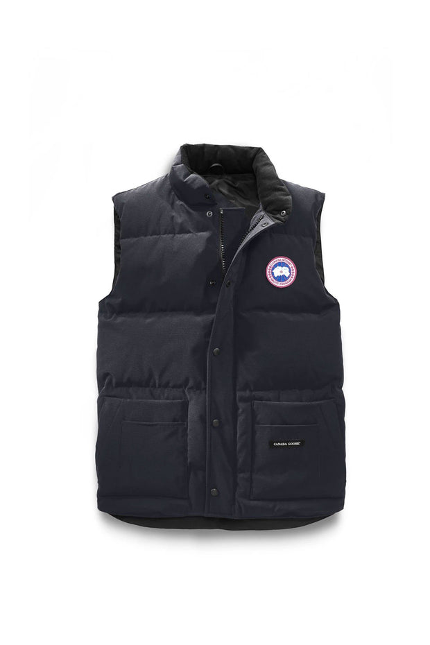 Canada Goose-Mens Freestyle Crew Vest - buy online with www.tehuianz.com