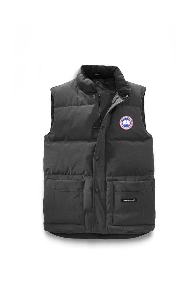 Mens Freestyle Crew Vest-Canada Goose-Te Huia New Zealand
