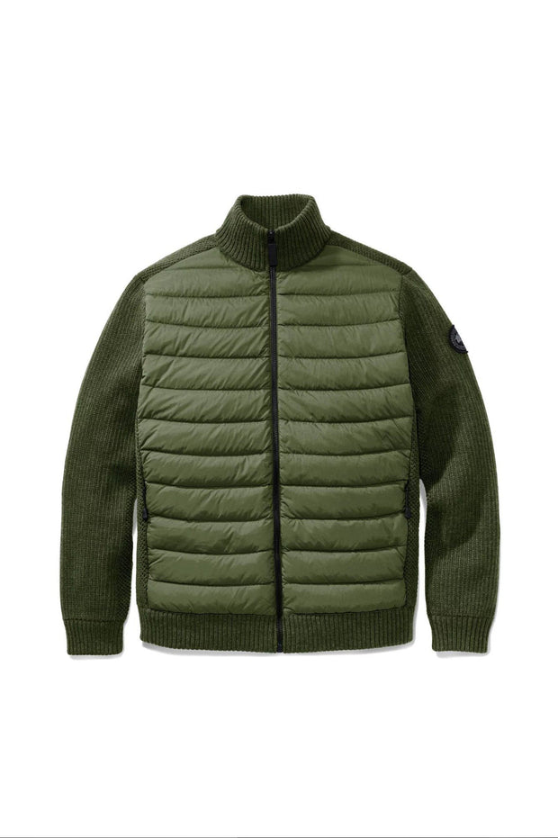 Canada Goose-Mens HyBridge Knit Jacket - buy online with www.tehuianz.com