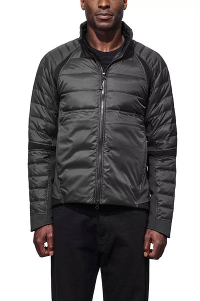 Mens HyBridge Perren Jacket Black Label-Canada Goose-Te Huia New Zealand