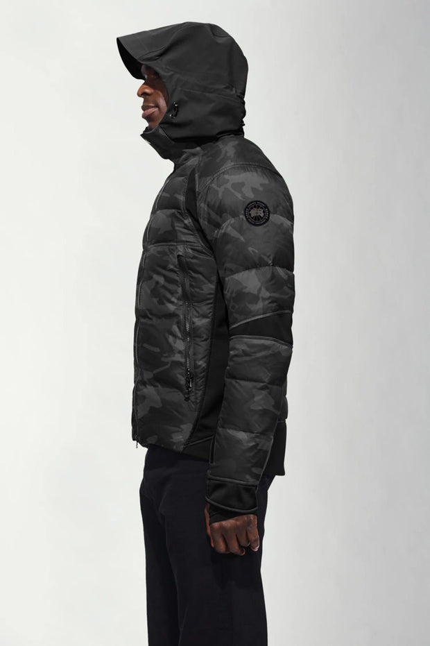 Canada Goose-Mens HyBridge Sutton Parka Black Label - buy online with www.tehuianz.com