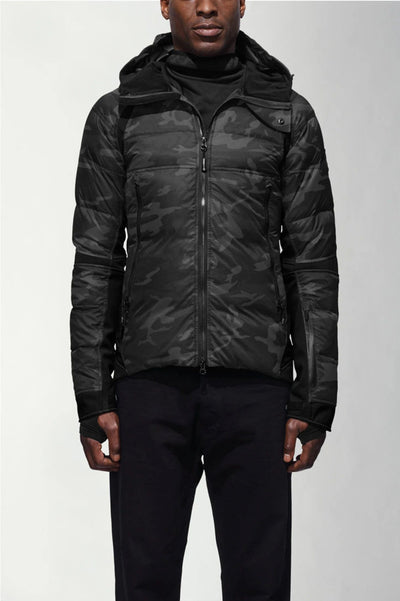 Mens HyBridge Sutton Parka Black Label-Canada Goose-Te Huia New Zealand