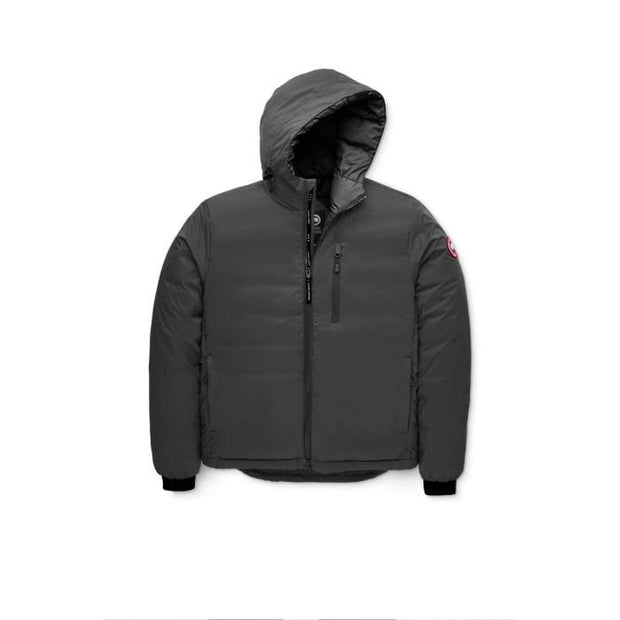 Mens Lodge Hoody Matte Finish-Canada Goose-Te Huia New Zealand