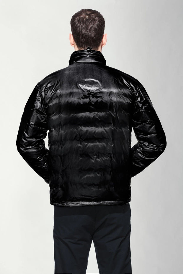 Mens Lodge Jacket Fusion Fit-Canada Goose-Te Huia New Zealand