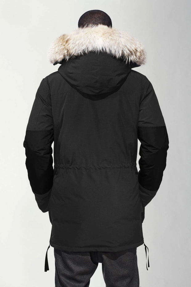 Mens Macculloch Parka Black Label-Canada Goose-Te Huia New Zealand
