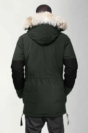 Canada Goose-Mens Macculloch Parka - buy online with www.tehuianz.com