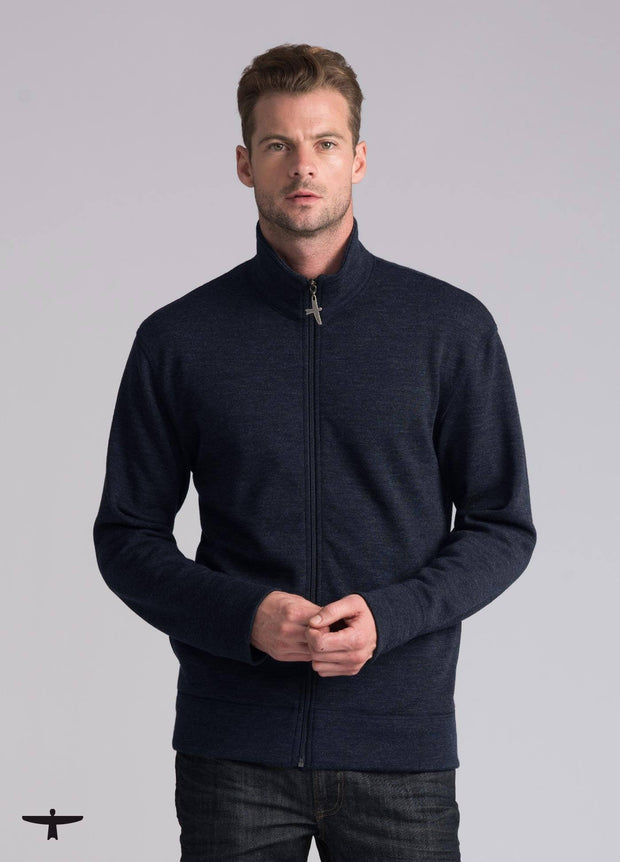 Mens Mountainsilk Sport Jacket-Untouched World-Te Huia New Zealand
