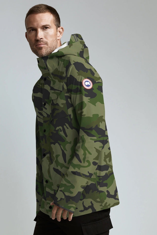 Mens Nanaimo Jacket Print-Canada Goose-Te Huia New Zealand
