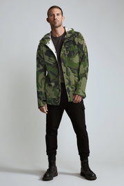 Canada Goose-Mens Nanaimo Jacket Print - buy online with www.tehuianz.com