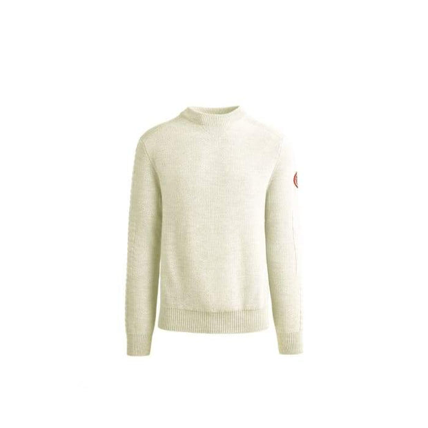 Mens Paterson Sweater Classic Disc-Canada Goose-Te Huia New Zealand