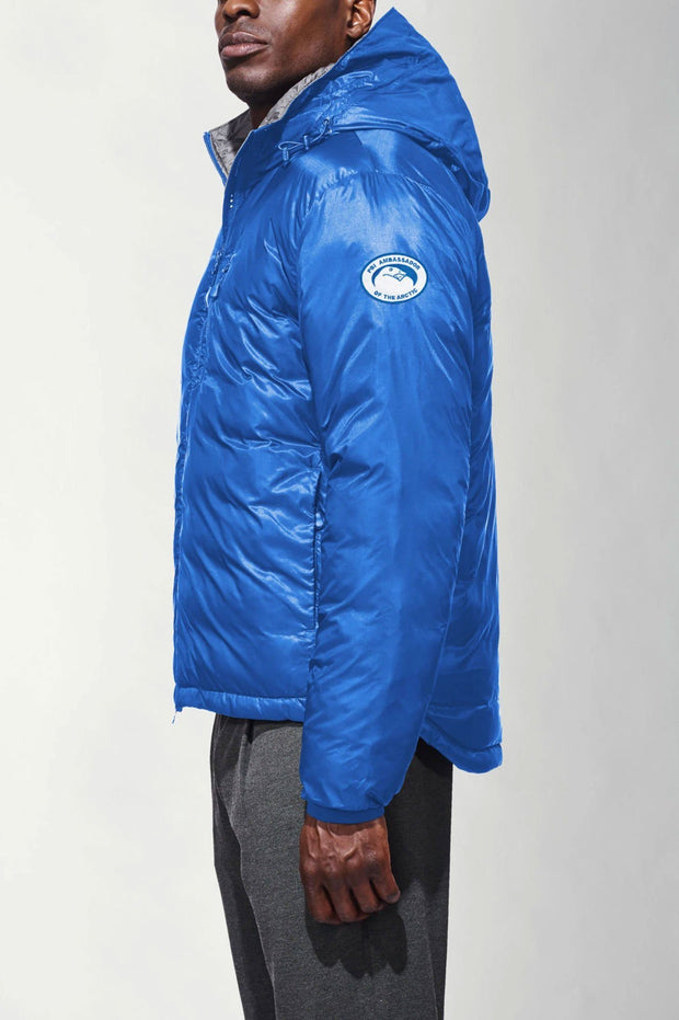 Canada Goose-Mens Polar Bears International Lodge Hoody - buy online with www.tehuianz.com