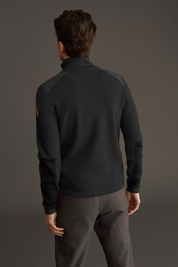 Canada Goose-Mens Stormont 1/4 Zip Sweater - buy online with www.tehuianz.com
