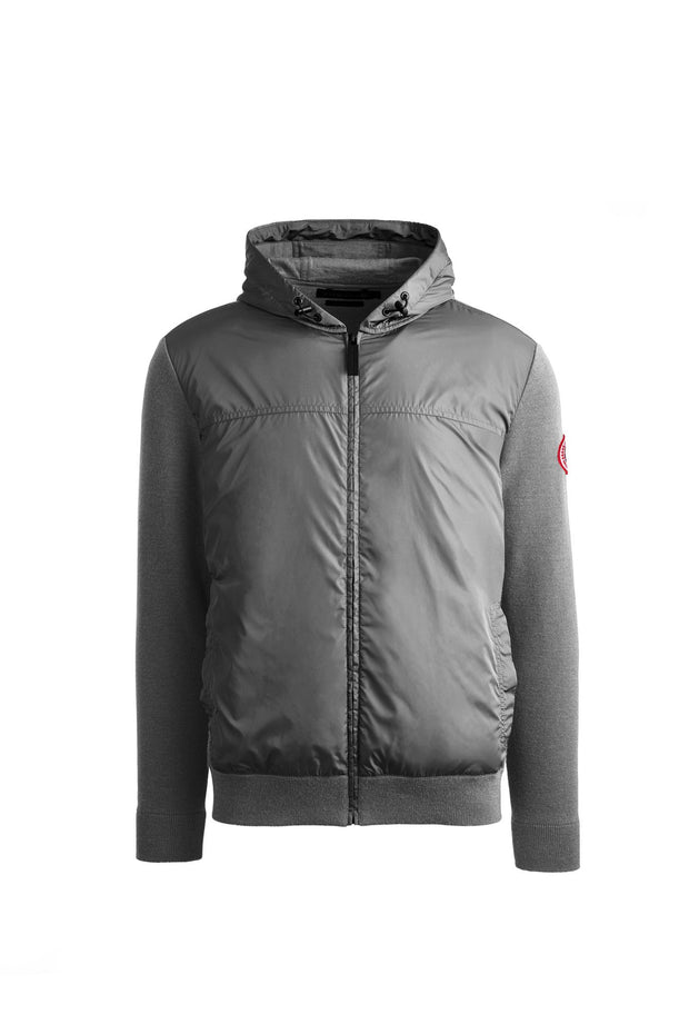 Mens WindBridge Hoody Classic Disc-Canada Goose-Te Huia New Zealand