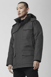 Canada Goose-Mens Windermere Coat - buy online with www.tehuianz.com