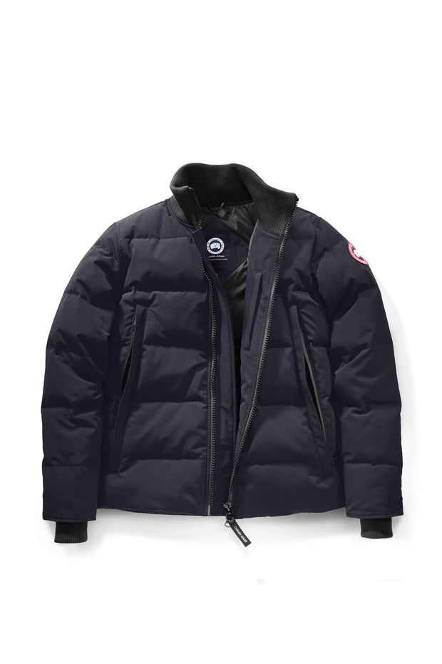 Mens Woolford Jacket-Canada Goose-Te Huia New Zealand