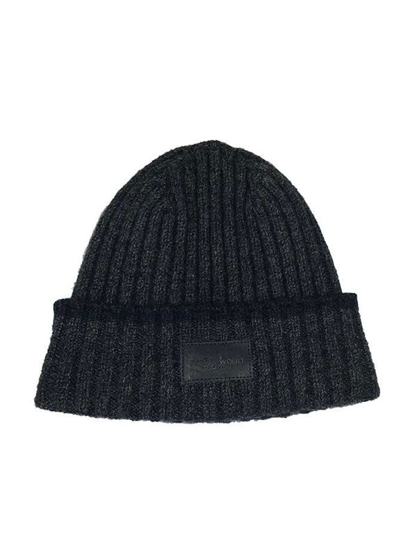Marl Beanie-Native World-Te Huia New Zealand