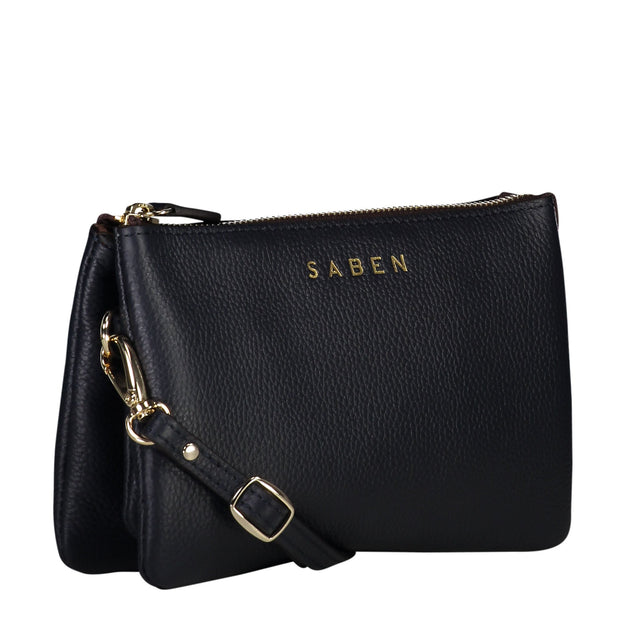 Tilly Crossbody Bag - Black