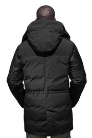 Mens Silverthorne Parka Black Label