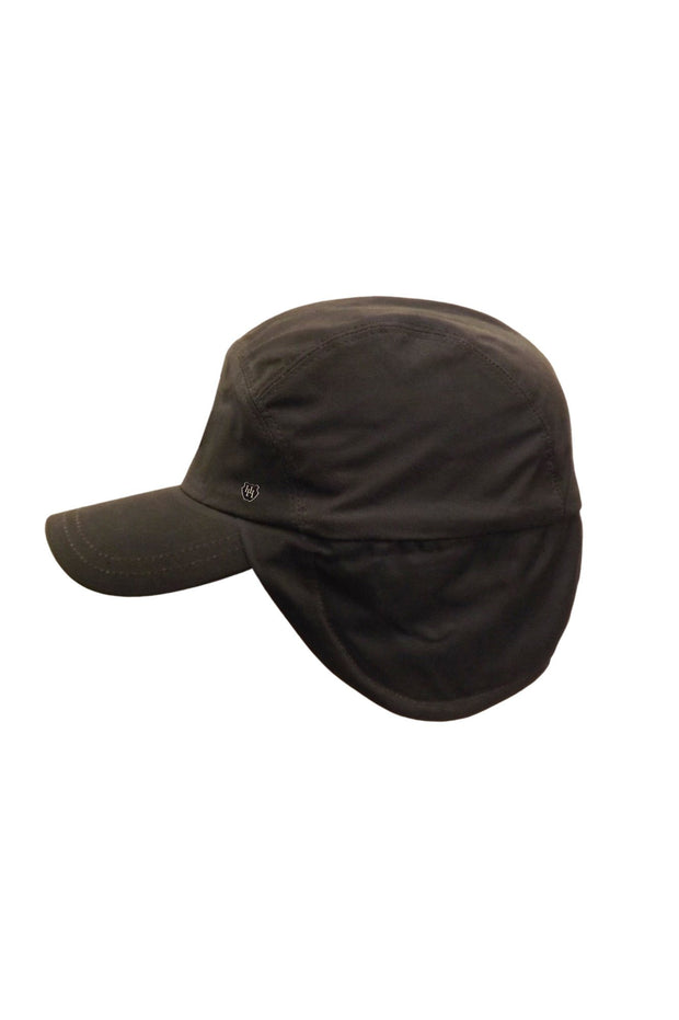 Hills Hats-The Game Oilskin Cap - buy online with www.tehuianz.com