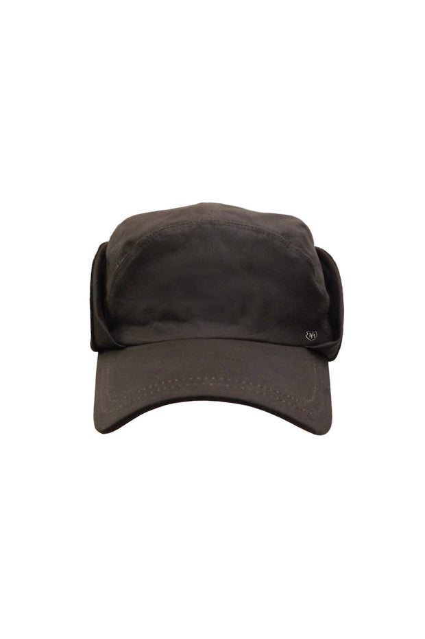 The Game Oilskin Cap-Hills Hats-Te Huia New Zealand