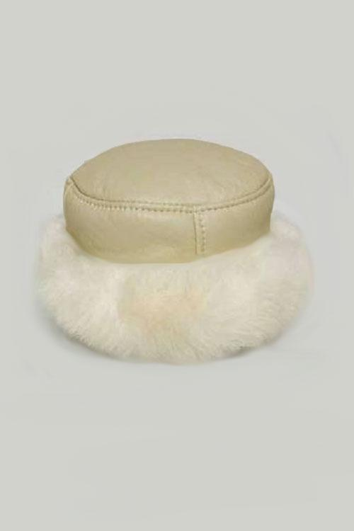 Top-Stitched Fashion Hat-Eve Wallace-Te Huia New Zealand
