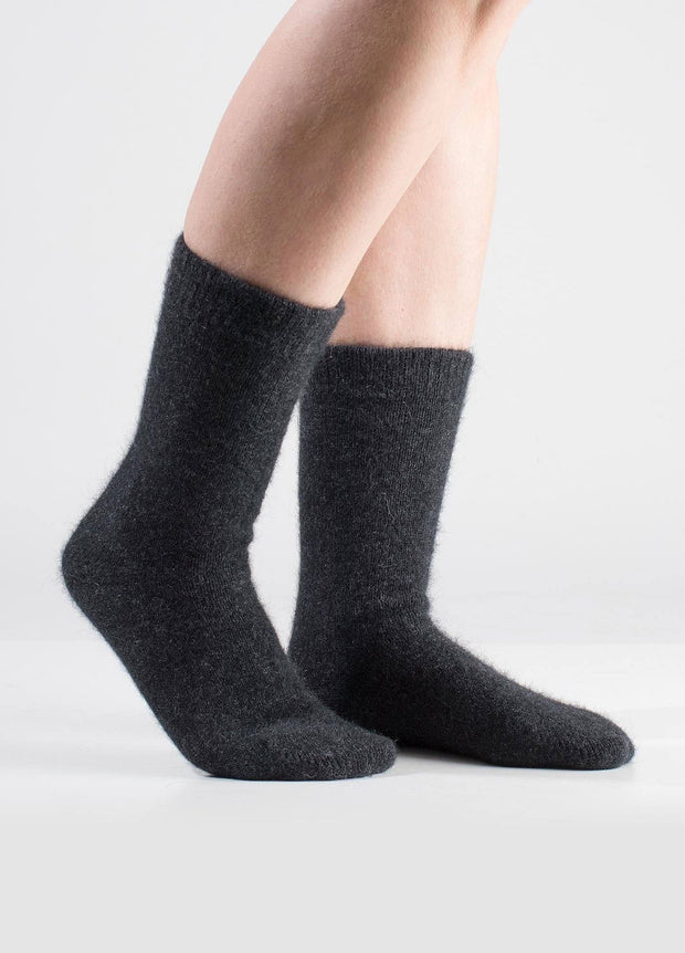 Unisex Cosy Fine Socks-Untouched World-Te Huia New Zealand