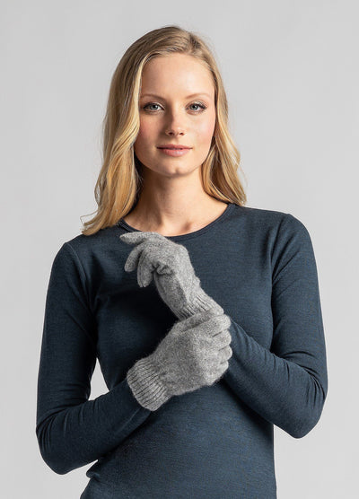 Unisex Cosy Gloves-Untouched World-Te Huia New Zealand