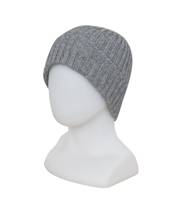 Seamless Rib Beanie-Native World-Te Huia New Zealand