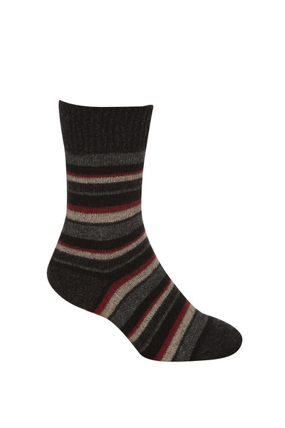 Stripe Sock-Native World-Te Huia New Zealand