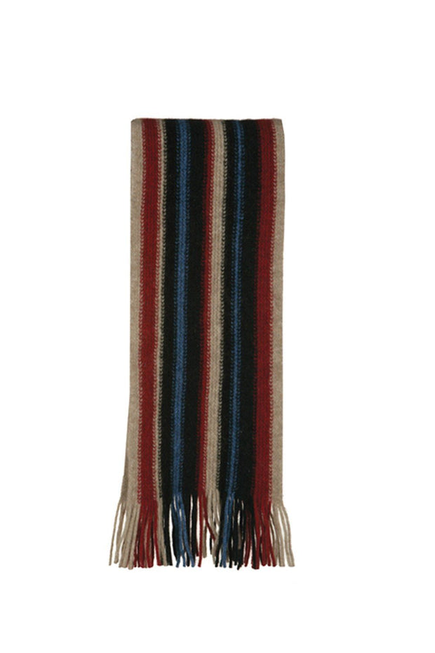 Striped Scarf-Native World-Te Huia New Zealand