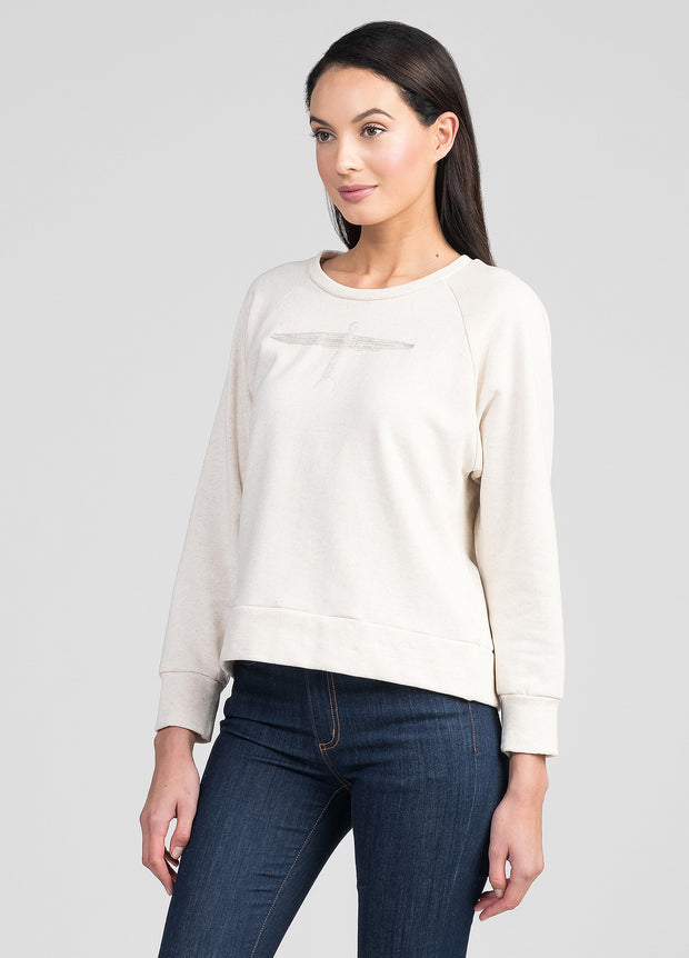 Womens Zen Sweater | Untouched World | Te Huia New Zealand