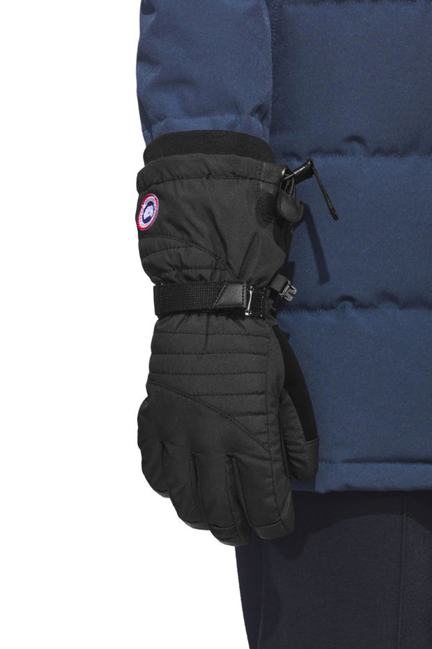 Womens Arctic Down Gloves-Canada Goose-Te Huia New Zealand