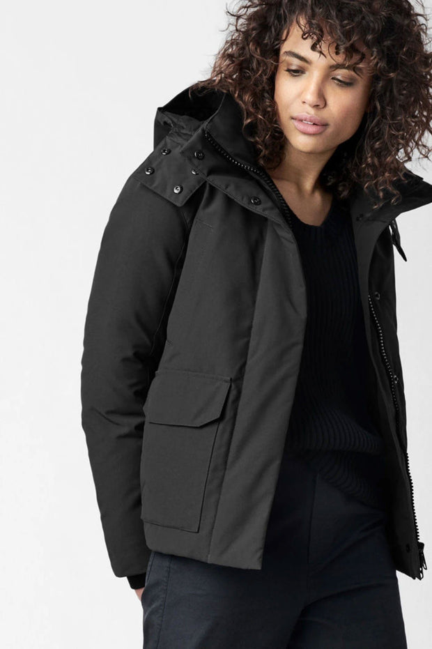 Canada Goose-Womens Blakely Parka - buy online with www.tehuianz.com
